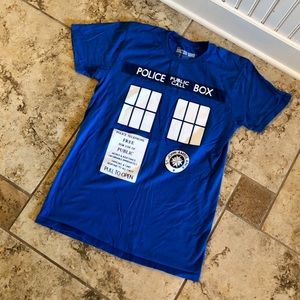 Doctor Who T Shirt
